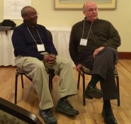 Bishop Curry and Bishop Brookhart