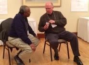 Bishop Curry and Bishop Brookhart